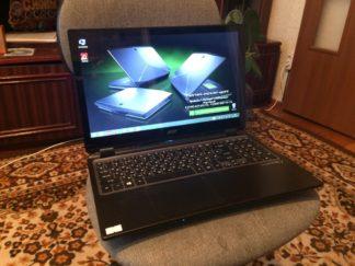 сенсорный Acer Aspire TimeLineU