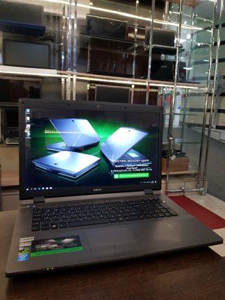 """17.3""""/ 1920x1080 / DEXP Ares E101 ( Core i7 4700MQ 2400 Mhz / 8.0Gb / 1000Gb / DVD-RW / NVIDIA GeForce GTX 860M / Wi-Fi / Bluetooth / Win 10"""