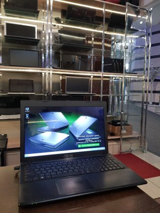 "15.6"" Ноутбук Asus X55A ( Intel 2020M 2*2400МГц / 4096МБ / 320ГБ / Intel GMA HD 2000 / черный"