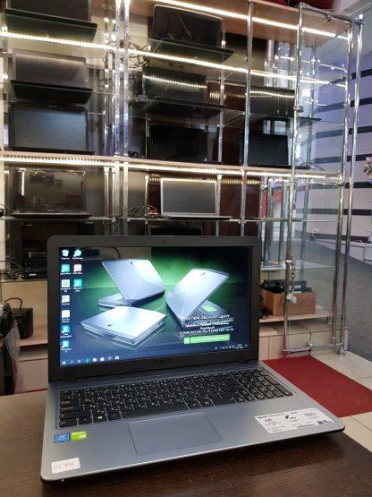 ./НоутбукASUSRSC XXT/PentiumN*.ГГц/GB/GeForceMГБ/HDD/Win/коробкачекинатр