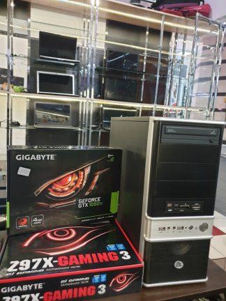Системный блок 750Wt / GIGABYTE Z97x-GAMING 3 LGA1150 CORE i5-4570 up 3.6GHz / 12GB / 1Tb / GIGABYTE GeForce 1050 Ti 4Gb GDDR5 128 bit / Win 10