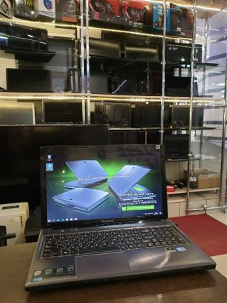 Игровой ноутбук Lenovo core i3 + 2GB видео GF635M