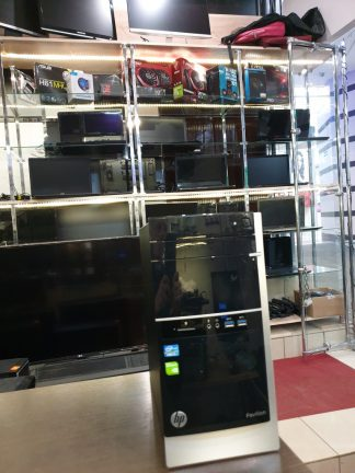 Системный блок HP / компьютер AM3+ 500 Wt / Процессор AMD FX-4100 4*3800MHz / 8Gb DDR / 1Tb / Radeon R7 2GB 128бит / Win 10