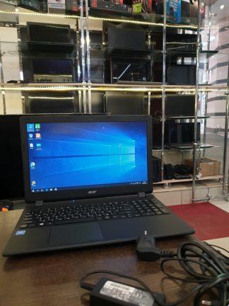 """15.6"""" матовый, Ноутбук ACER Extensa EX2519-C5, Intel Celeron N3060 2*1600-2480MГц, 4Гб, 500Гб, Intel HD Graphics 400, Windows 10"""